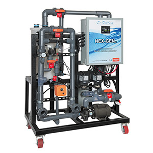 NEX-GEN On-Site Chlorine Generators
